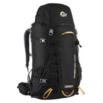 Rucksack Lowe Alpine Axiom 7 Expedition 75:95 black/BL, Lowe alpine