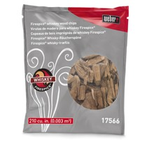 Holz- Räucherchips Weber FIRE SPICE CHIPS Whiskey 17566, Weber