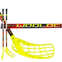 Floorball Stock Wooloc Winner 3.2 red 65 ROUND NB '16, Wooloc