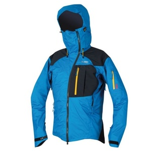 Jacke Direct Alpine Guide 5.0 blau / anthro / gold, Direct Alpine