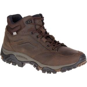 Schuhe Merrell MOAB VENTURE MID WTPF Dark erde J91819, Merrell