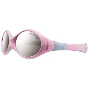 Sonnen Brille Julbo LOOPING II SP4 Baby rosa / gelb, Julbo