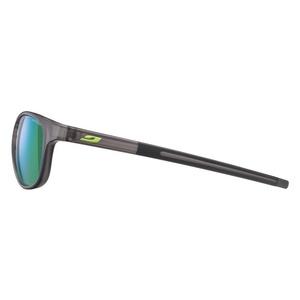 Sonnen Brille Julbo RESIST SP3 CF durchscheinend black/green, Julbo