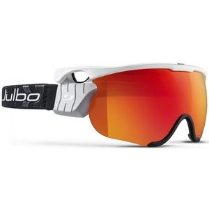 Ski Brille Julbo Sniper M Cat 2 weiß / grau, Julbo