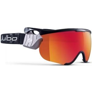 Ski Brille Julbo Sniper L CAT 2 (mehrschichtig fire) black, Julbo