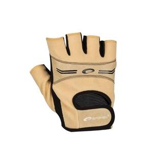 Damen Fitness Handschuhe Spokey ELENA beige, Spokey