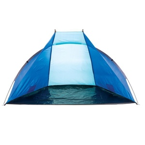 Strand Paravent Spokey CLOUD II blau, Spokey