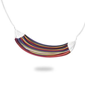 Schaukel Netz Spokey SAMBA Farbkombinationen Streifen, 100 x 210 cm, Spokey