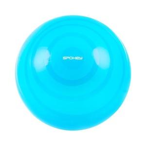 Gymnastic Ball Spokey Fitball FLEX 55 cm inklusive pumpe türkis, Spokey