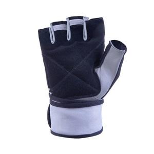 Fitness Handschuhe Spokey GANT II schwarz und weiß, Spokey
