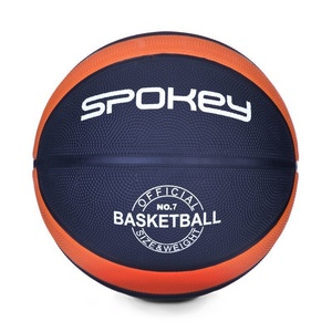 Basketball Ball Spokey DUNK blau Größe 7, Spokey