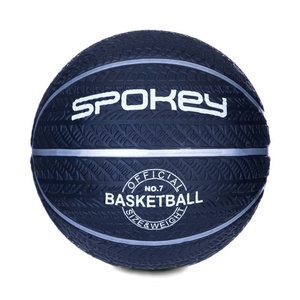 Basketball Ball Spokey MAGIC blau mit weiß, Größe 7, Spokey