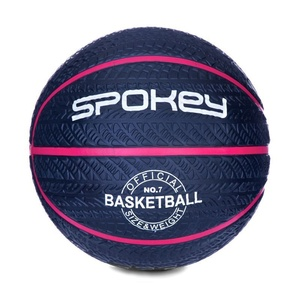 Basketball Ball Spokey MAGIC blau mit pink, Größe 7, Spokey