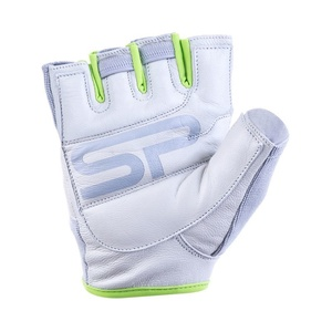 Damen Fitness Handschuhe Spokey ZOE II white-lime, Spokey
