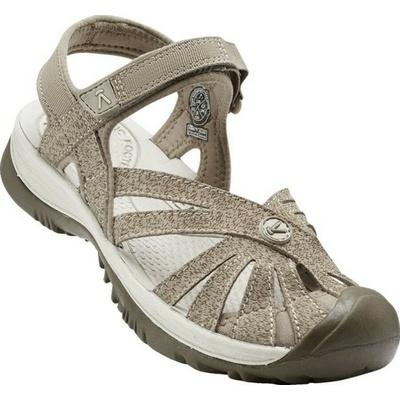 Sandalen Keen ROSE sandale Frauen gestromt/Shitake, Keen