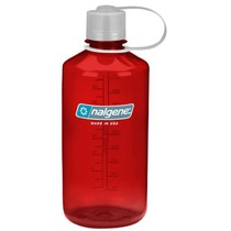 Flasche Nalgene Narrow Mouth 2078-2055 red, Nalgene