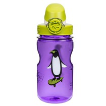 Flasche Nalgene OTF Kids 350ml 1263-0008 purple pinguin, Nalgene