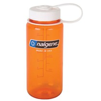 Flasche Nalgene Wide Mouth 0,5l 2178-1316 orange, Nalgene