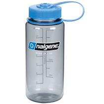 Flasche Nalgene Wide Mouth 0,5l 2178-9016 gray, Nalgene