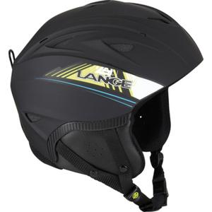 Ski Helm Lange RX BLUE/LIME LK1H200, Lange