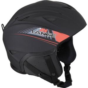 Ski Helm Lange RX BLACK/RED LK1H201, Lange