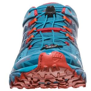 Schuhe La Sportiva Helios 2.0 Men tropisch blau / mandarine, La Sportiva