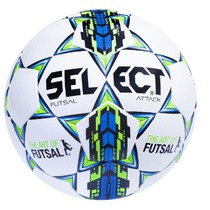 Ball Select Attack weiß blue, Select