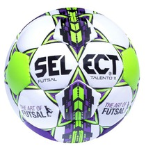 Ball Select Futsal talento 11 white violet, Select