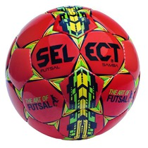 Ball Select Samba red yellow, Select