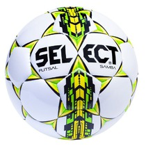 Ball Select Samba white green, Select