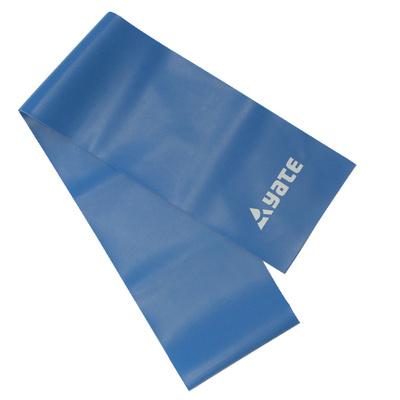 Ausbildung Gürtel Fit Band 120X12cm, fest, blau, Yate