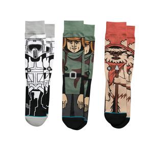 Socken Stance Return of the Jedi, Stance