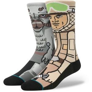 Socken Stance Sub Zero Tan, Stance