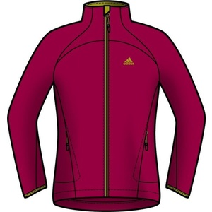 Sweatshirt adidas Hiking 1Side Fleece W O05909, adidas
