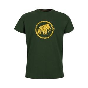 Herren T-Shirt Mammut Logo T-Shirt Men (1017-07295) wald