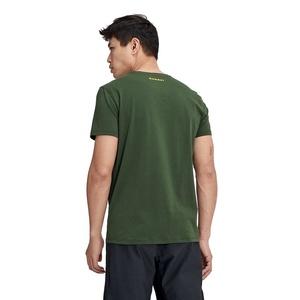 Herren T-Shirt Mammut Logo T-Shirt Men (1017-07295) wald, Mammut