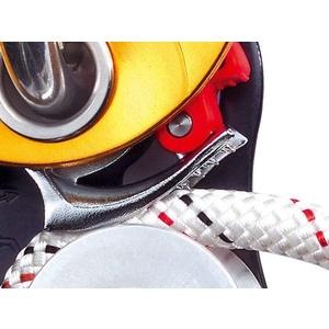 Blokant mit riemenscheibe PETZL Pro Traxion P51A, Petzl