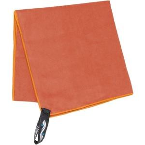 Handtuch PackTowl persönlich BEACH Handtuch orange 09871, PackTowl