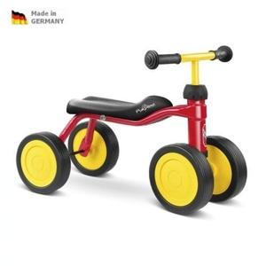 Vierräder rot Rutscher PUKYLINO PUKY 4019