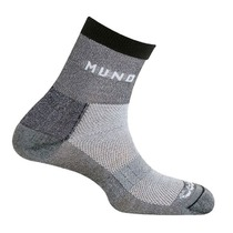 Socken Mund Cross Mountain grey, Mund