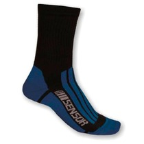 Socken Sensor Trekking Evolution black blue 1065672, Sensor