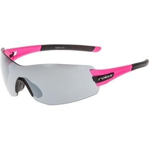 Sport- Sonnen- Brille Relax Sarnia pink black R5388C