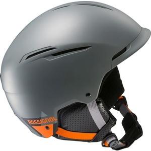 Ski Helm Rossignol Templar Auswirkungen Boy grey RKHH501, Rossignol