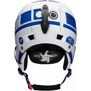 Ski Helm Rossignol Comp J Star Wars R2D2 RKHH506, Rossignol