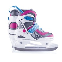 Skates Winter I Sommer Spokey ROGUE geregelt, weiß-rosa, Spokey