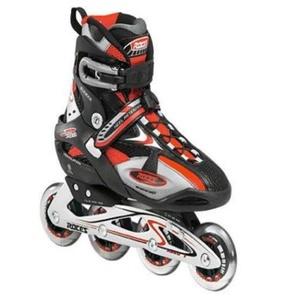 Skates Roces S 202 schwarz/rot