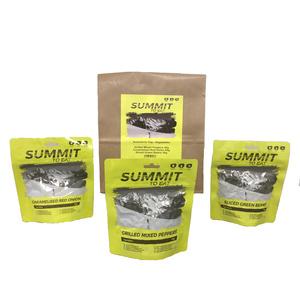 Summit To Eat Gemüse, Summit To Eat
