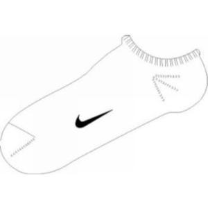 Socken Nike Ankle Femme Blue SX1430-103