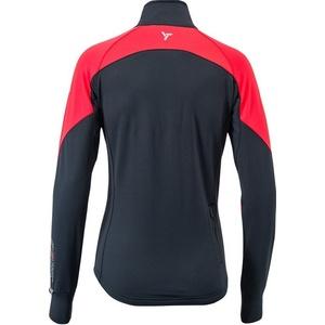 Damen Sweatshirt Silvini Staffora für WJ1510 black, Silvini