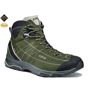 Schuhe ASOLO Rifle grün / silber A750, Asolo